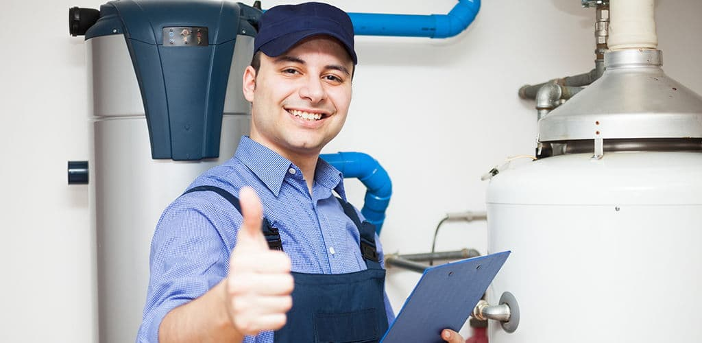 replace a hot water system