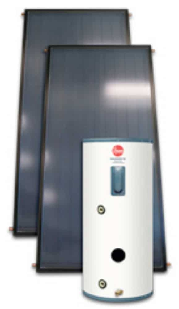 Rheem Solar Hot Water Heater