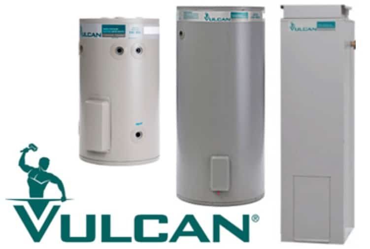 Vulcan Electric Hot Water System
