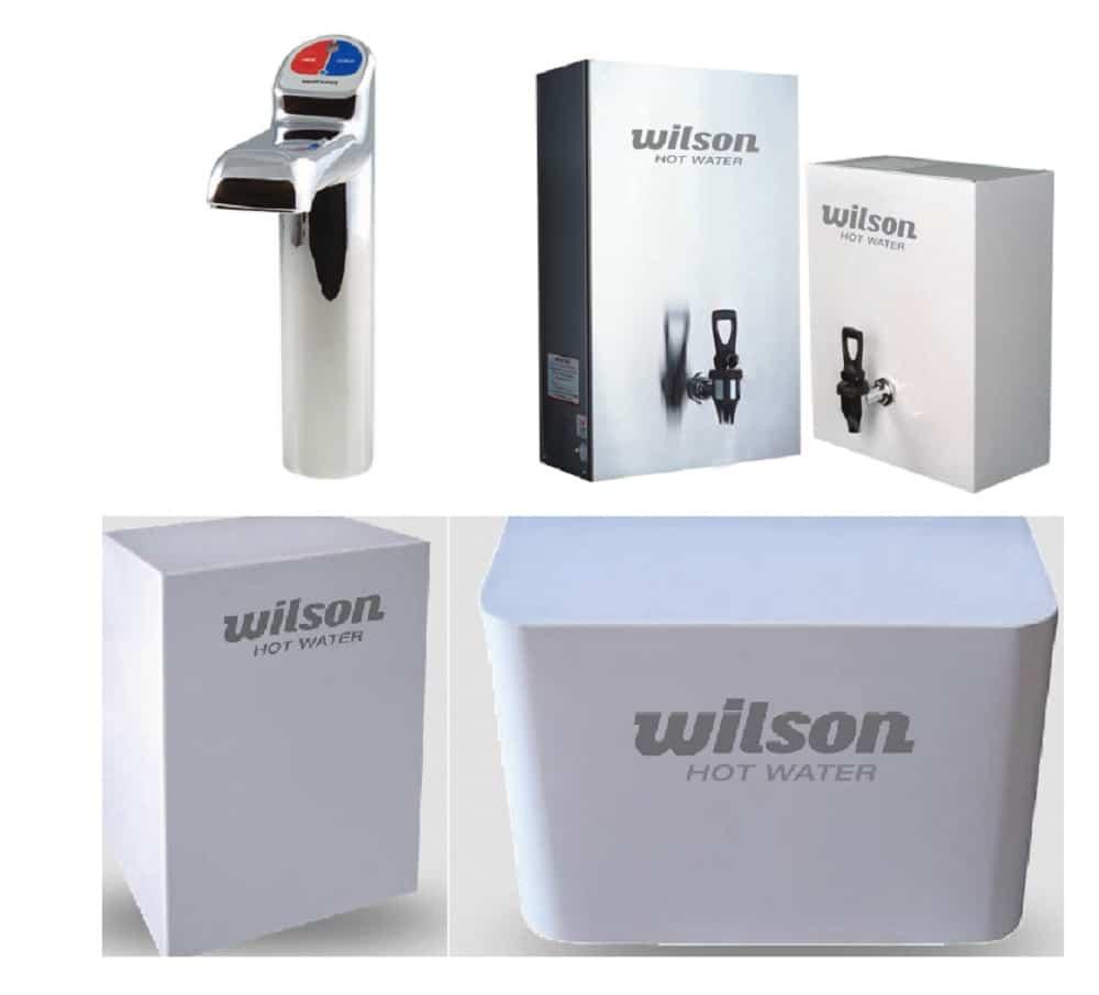 Wilson Hot Water System Range