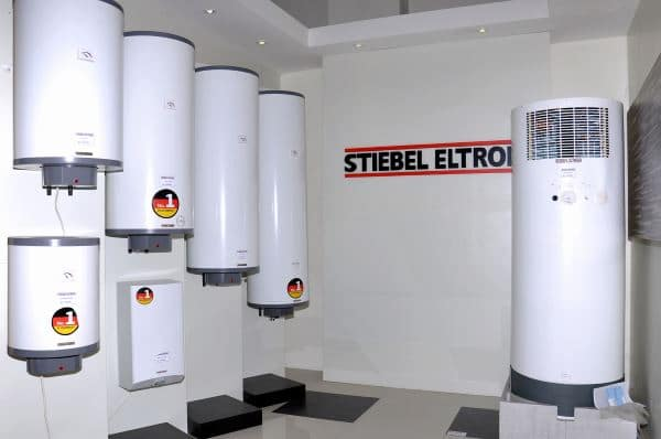 stiebel eltron hot water systems