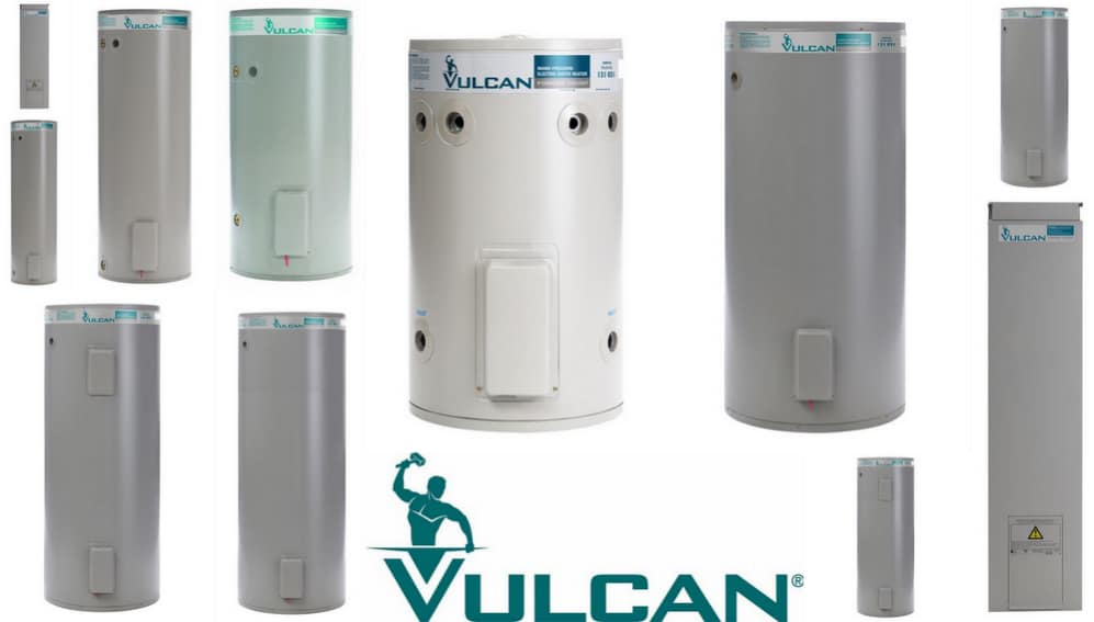 Vulcan Electric Hot Water Systemcc